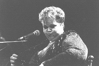 Этта Джеймс (Etta James) - борьба с лишним весом