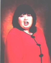 Розеан Барр (Roseanne Barr) - Шунтирование желудка - До операции
