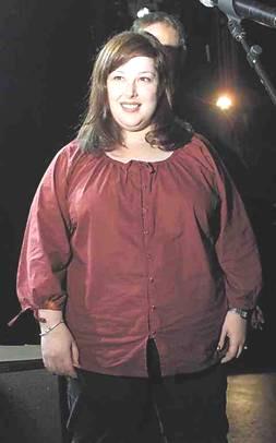 Как худеют звезды - Карни Уилсон до операции