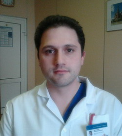 Травматолог-ортопед, к.м.н. - Дувидович Б.Д.